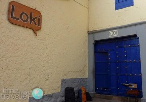 Loki Hostel, Cuzco Peru