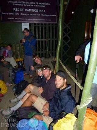 Inca Trail, Peru Final Checkpoint