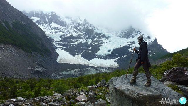 Kim vs Mountain, Torres del Paine Chile