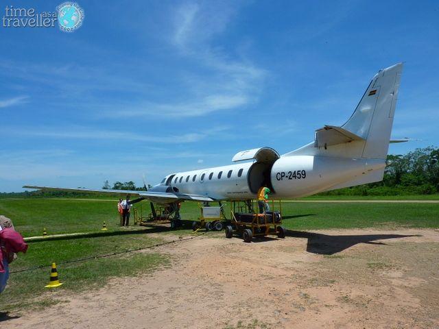 Rurrenabaque Airplane Bolivia