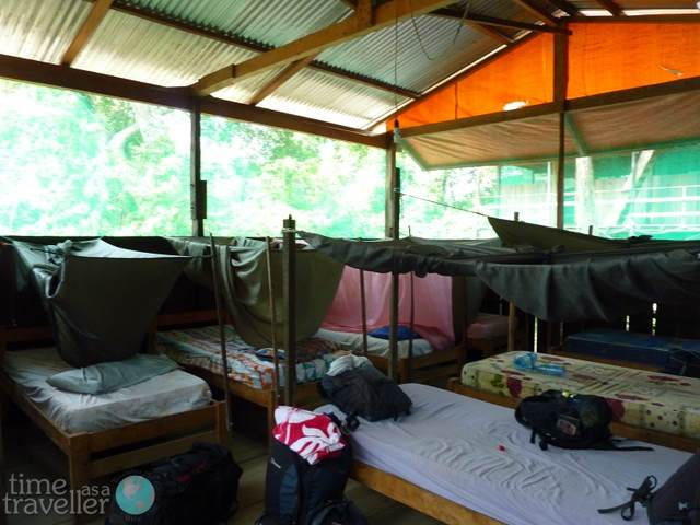 Dorm room, Amazon Jungle Rurrenabaque