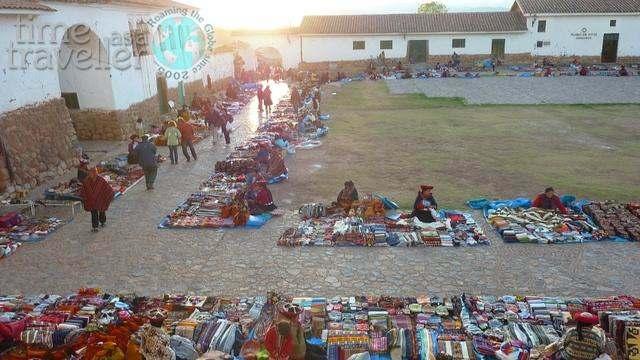 Sacred Valley Markets, Cuzco Peru