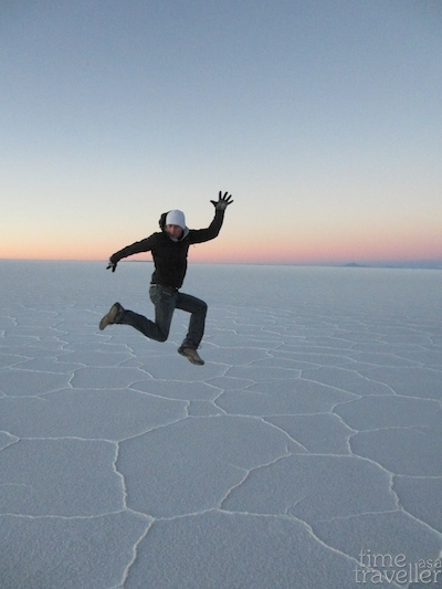 Bryce - Salt Flats, Bolivia