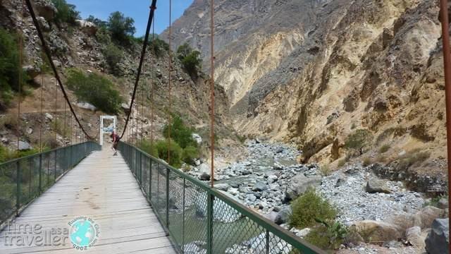 Colca Canyon Arequipa Peru