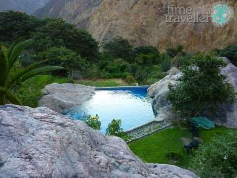 Colca Canyon Oasis Arequipa