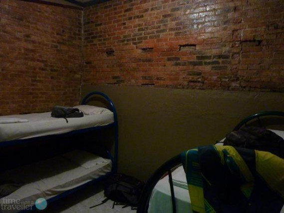 Hostel Pangea dormitory