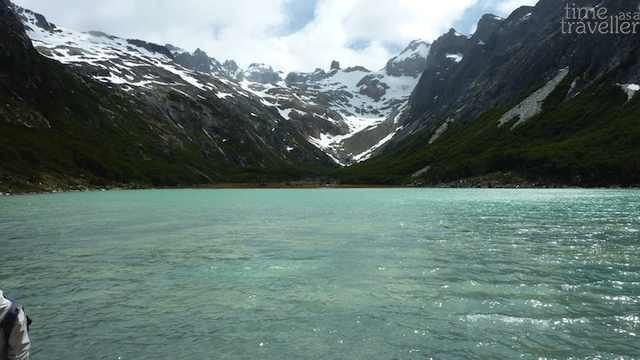Laguna Esmeralda, Argentina.