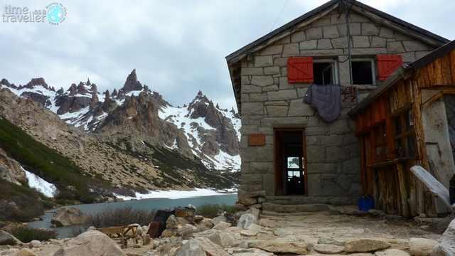 Refugio Frey, Argentina