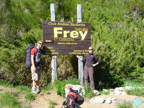 Refugio Frey Trail