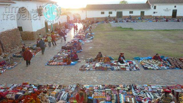 Sacred Valley Markets, Cuzco Peru